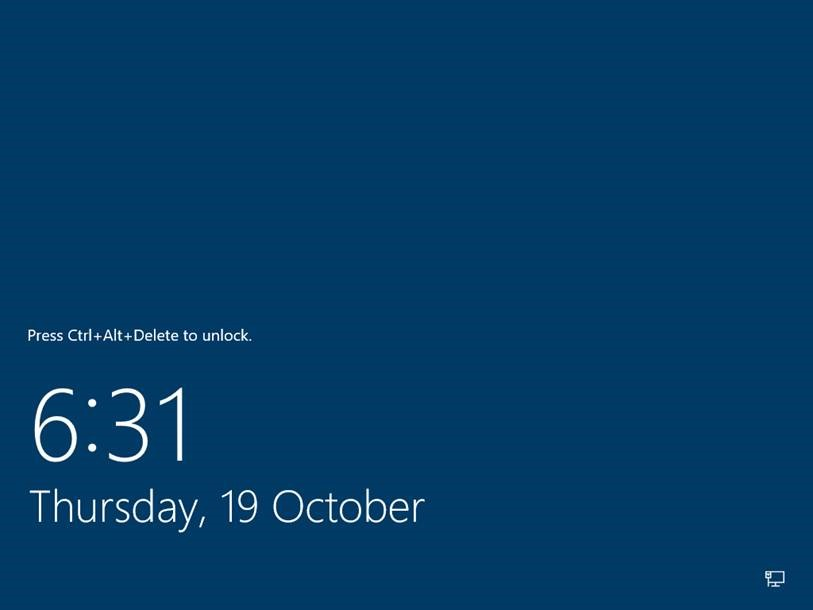 Windows 10 1709 Lock Screen Not Working? | Deployment Unearthed